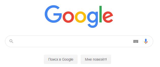 Google.ru - seo in russia
