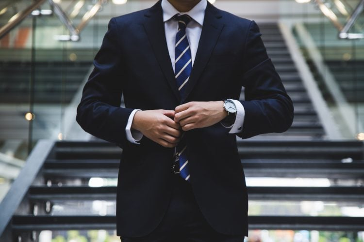 a company blog - positioning yourself as an expert