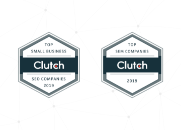 Delante Ranked as a Leading Small Business SEO and SEM Company by Clutch.co!