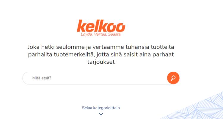 SEO in Finland - kelkoo