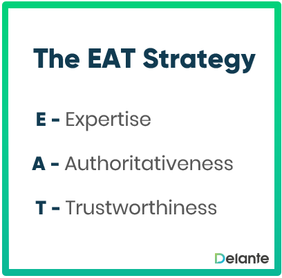 The eat strategy