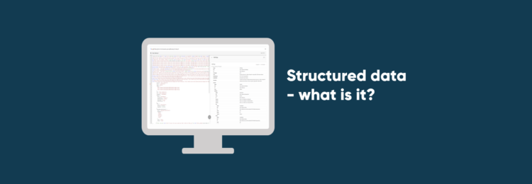 Structured Data – But What Actually Is It?