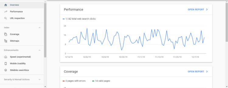 best SEO tools - Google Search Console