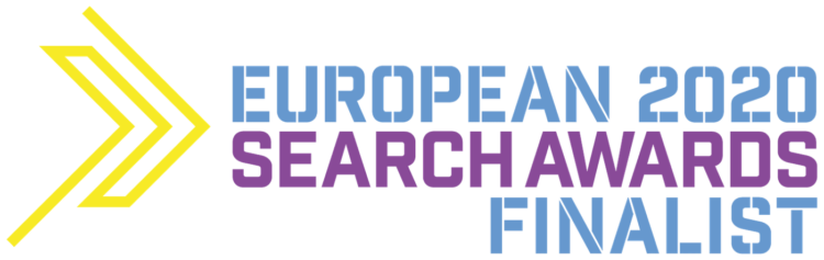 European Search Awards 2020 Finalist