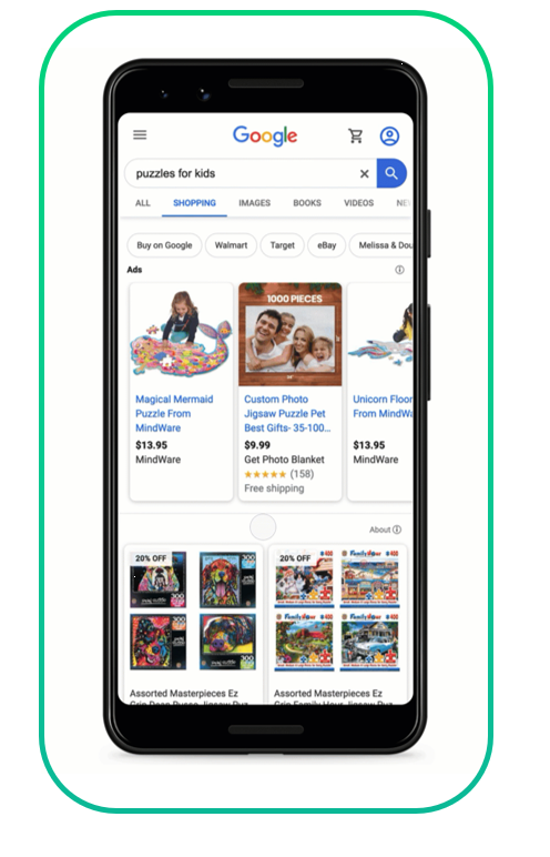 Google Shopping For Free