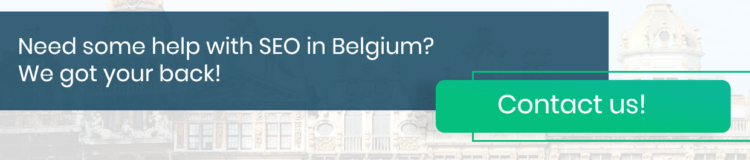 SEO in Belgium? Delante will help you with that!