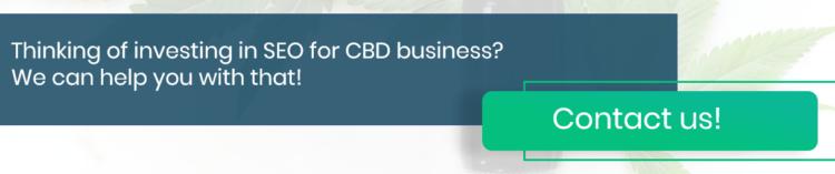 seo for CBD expert