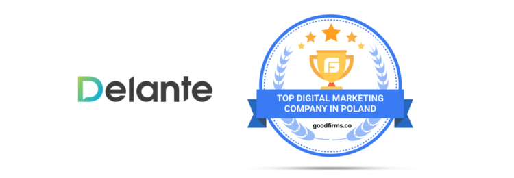 Delante's Organic Digital Marketing Services Receive Applaud at GoodFirms