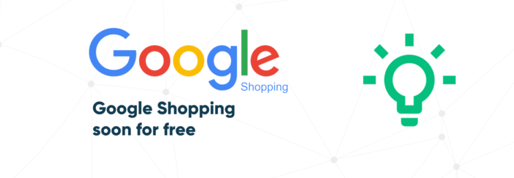 Google Shopping for free? Google is waving the platform fees