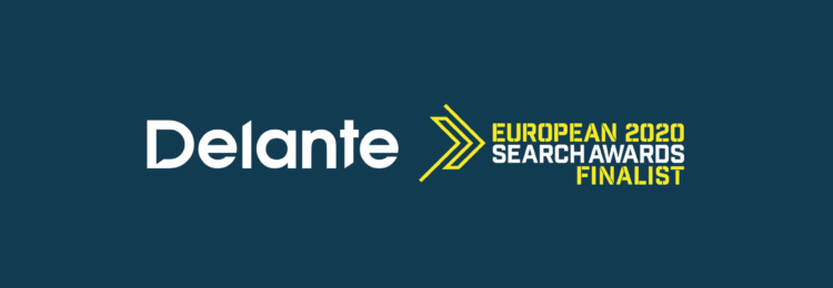 Delante is One of the TOP 10 Large SEO Agencies From Europe in 2020!