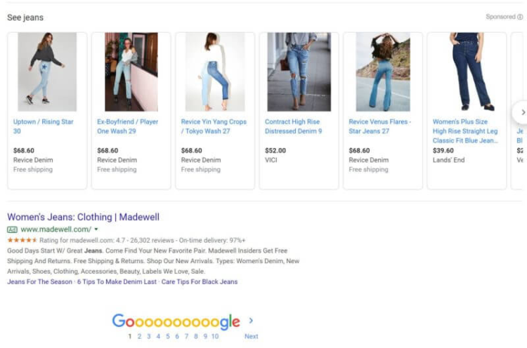 Google Shopping - Where will the PLA Ads be displayed?