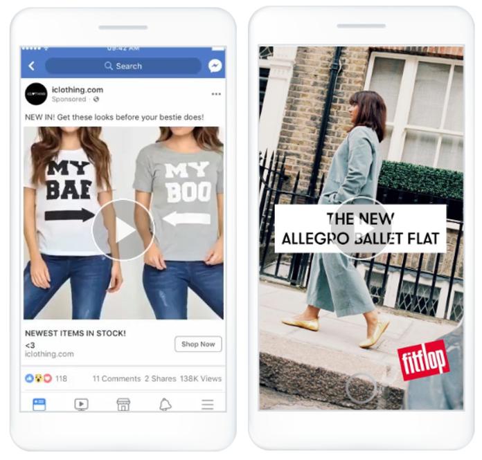 Facebook Ads - video