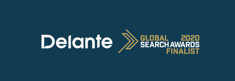 Delante Among 8 Companies Nominated to Best Global Large SEO Company!