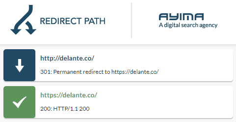Redirect Path- Chrome Extensions for SEO