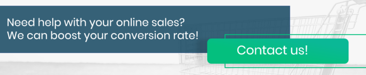 How to boost conversion rate of an online store? Delante can help