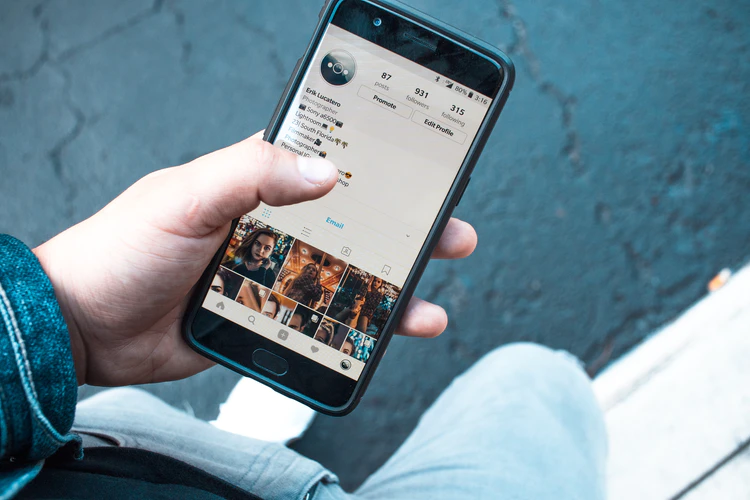 Get more traffic on your website with Instagram Optimisation