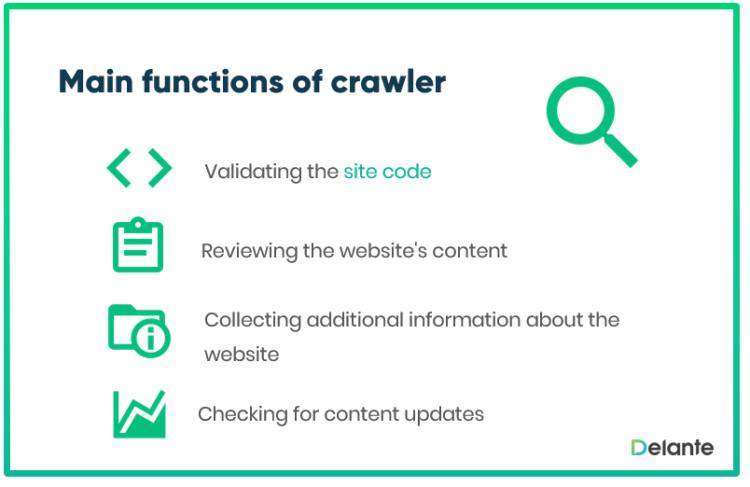 Main Crawler Functions