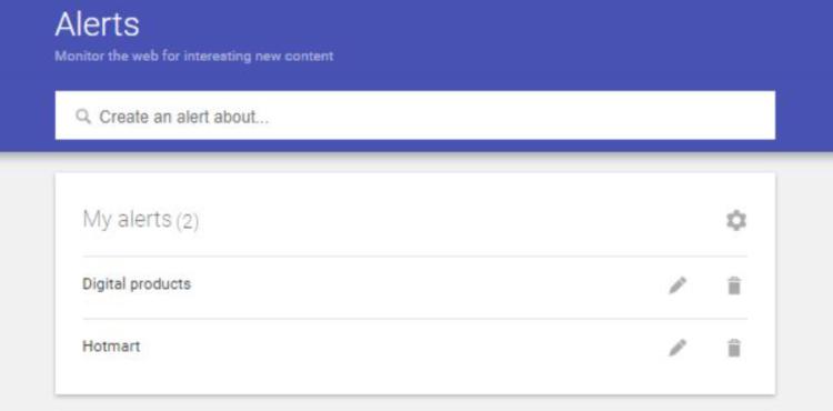 Google Alerts - how to make my web traffic bigger