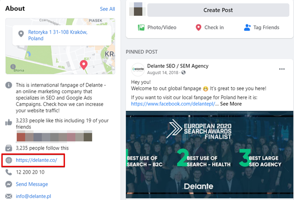 Social media - Off-page SEO guide