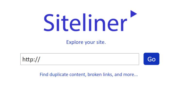 SEO Audit - siteliner