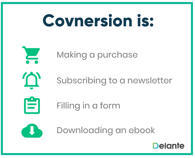 What Is Conversion