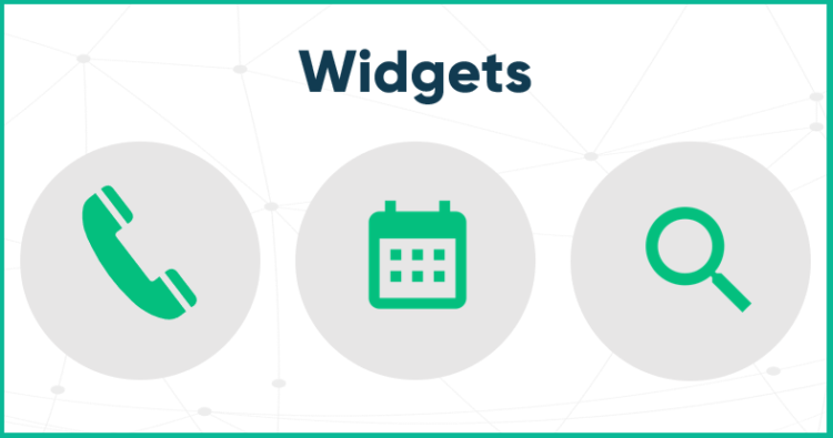 Widget - what is it?