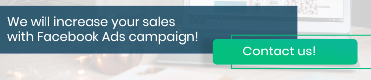 Increase your online sales with facebook ads