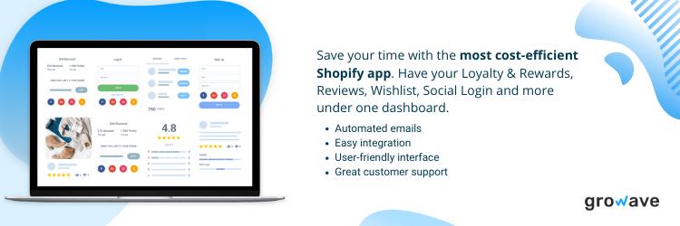 best shopify apps growave