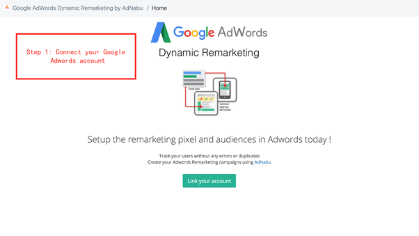 Google Ads Retargeting Pixel by AdNabu