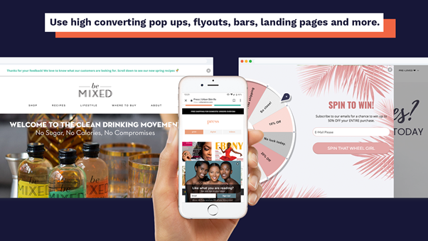 Privy - Exit Pop Ups & Email by Privy