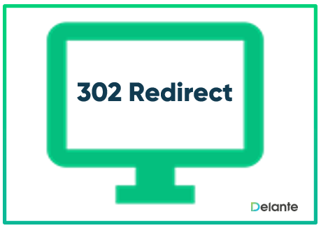 302 redirects definition