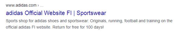 footwear industry seo meta tags
