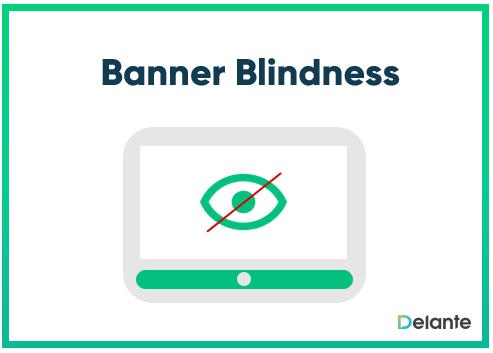 banner blindness definition