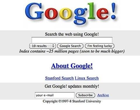 google history seo
