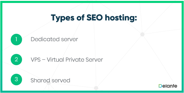 seo hosting what is it