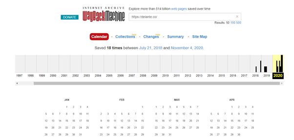 seo ranking factors checking domain history