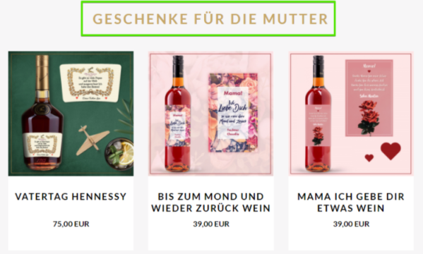 seo for german market case study