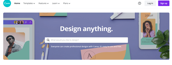 best tools for content marketing canva
