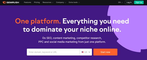 best content marketing management tools semrush