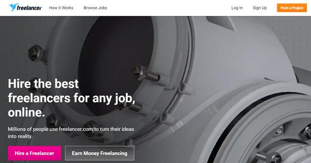 freelancers web development costs