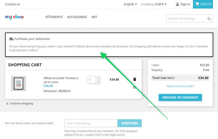 PrestaShop apps for e-commerce