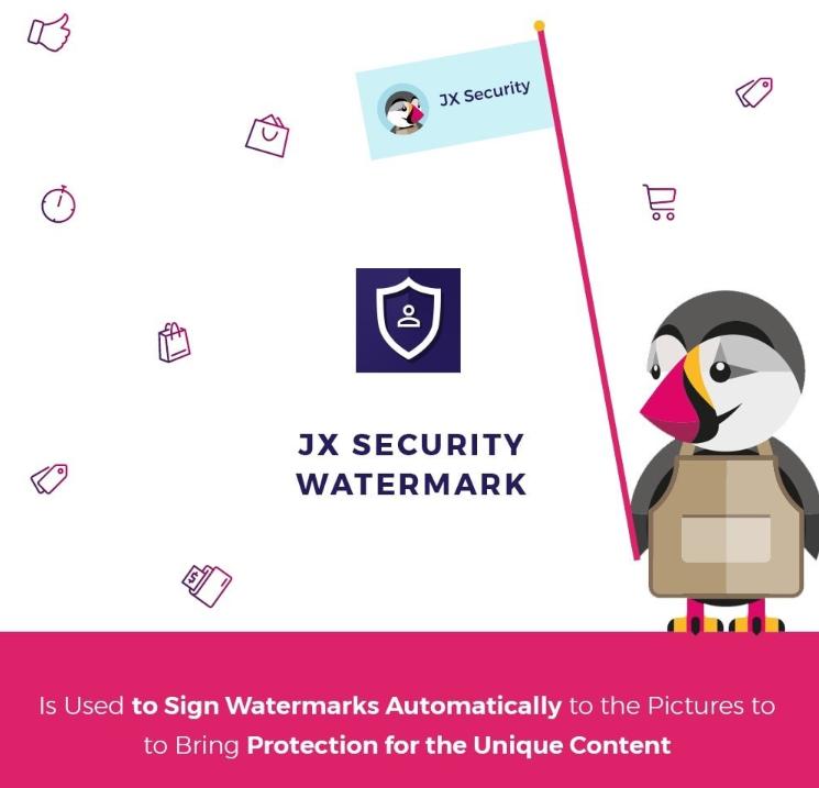 watermark app for prestashop e-commerce