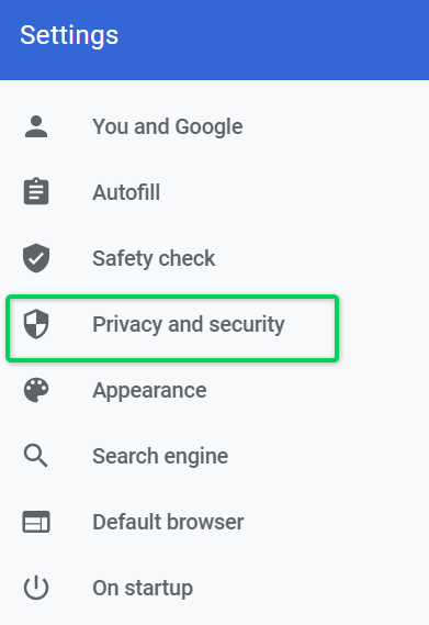 how to activate safety browsing