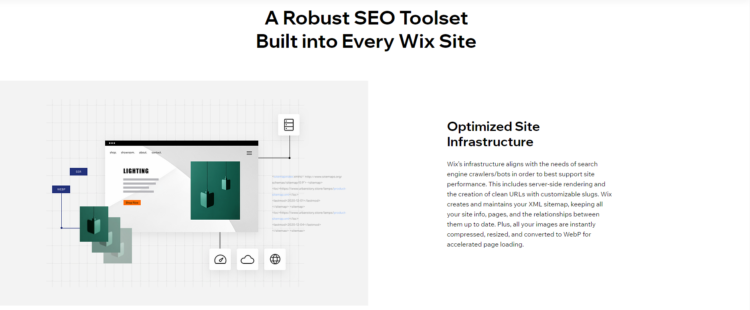 seo for wix tools