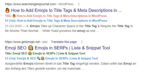 google update on title generation